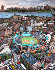 Fenway Park - Boston
