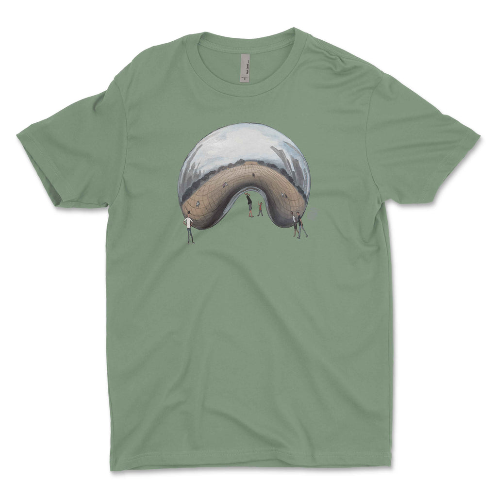 """The Bean - Millennium Park"" Unisex T-Shirt"