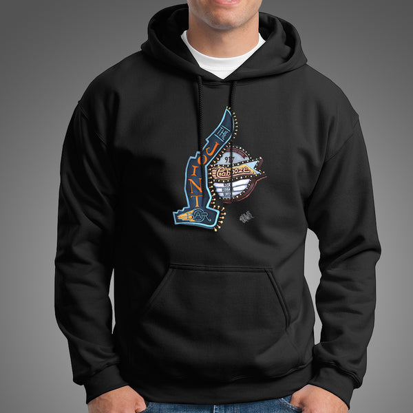 """Cabooze and Joint"" Hoodie"