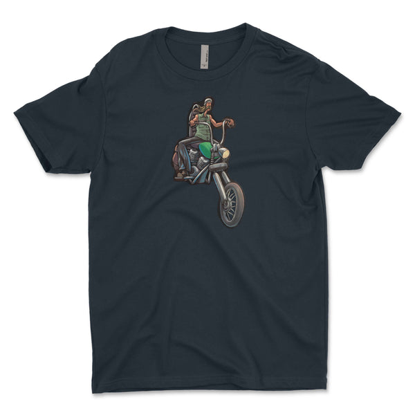 """Chopper - Twisted Spoke"" Unisex T-Shirt"