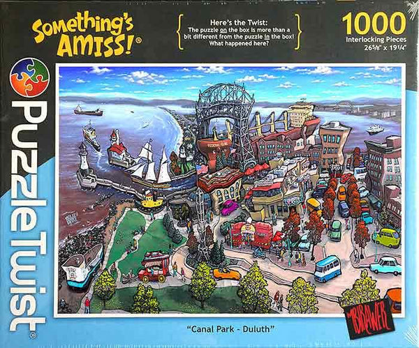 """Canal Park - Duluth"" Puzzle"