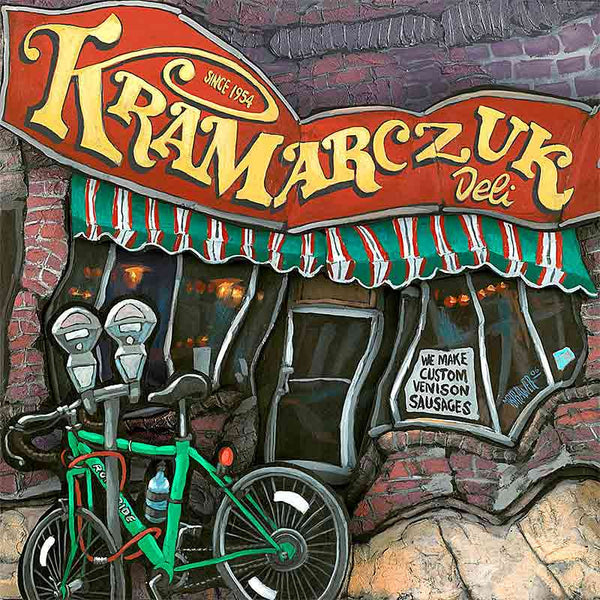 Kramarczuk Deli Preview