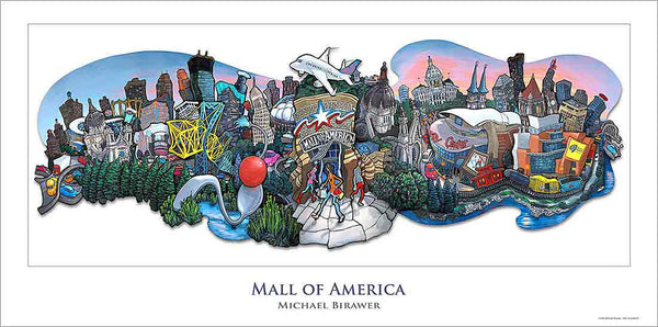 Mall of America Preview