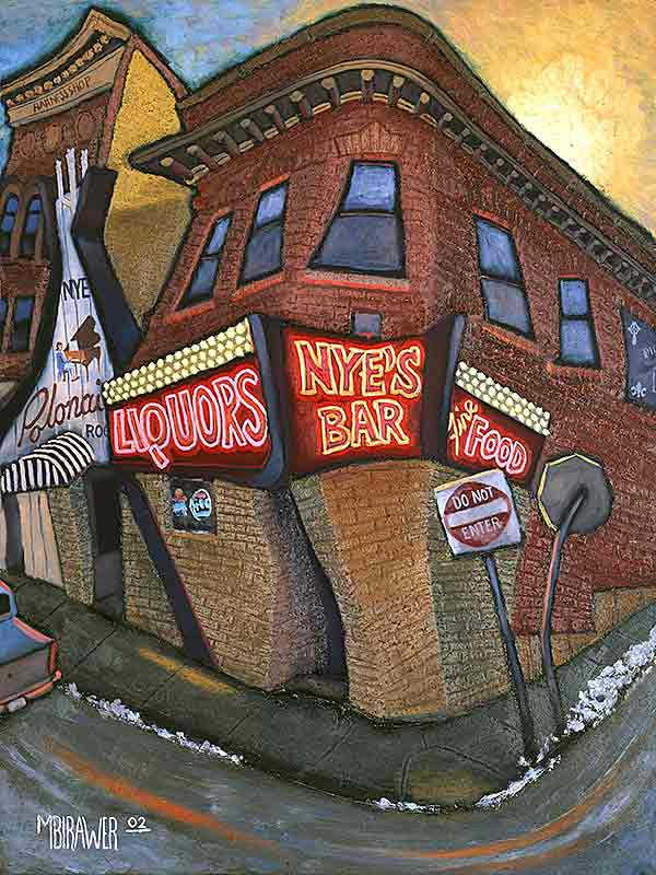 Nye's Original Painting