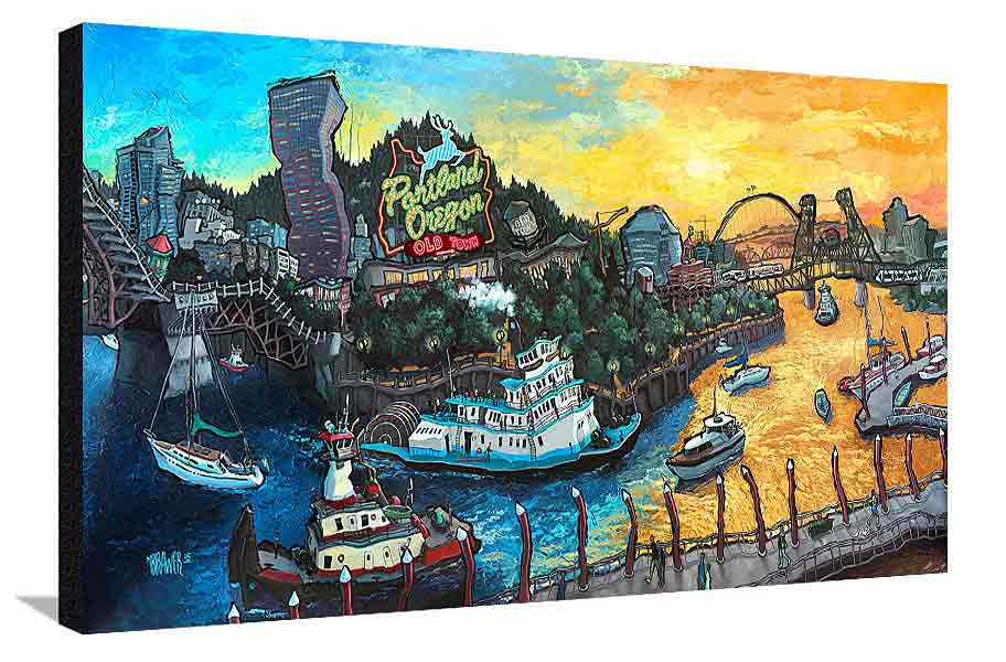 Portland XL Canvas