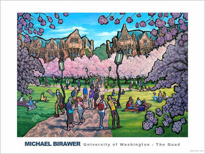 University of Washington - The Quad