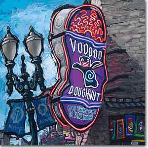 Voodoo Doughnut Preview