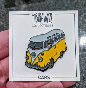 VW Van Pin