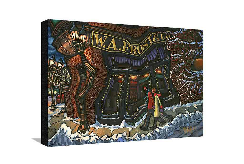W. A. Frost Large Canvas