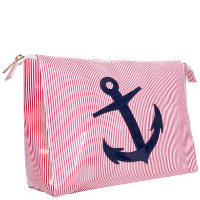 Lolo Red Stripe Betty with Anchor - Ship Chic