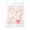 Belle & Union Libations Tea Towel Set: Mint Julep, Pink Lemonade, and Sweet Tea - Ship Chic