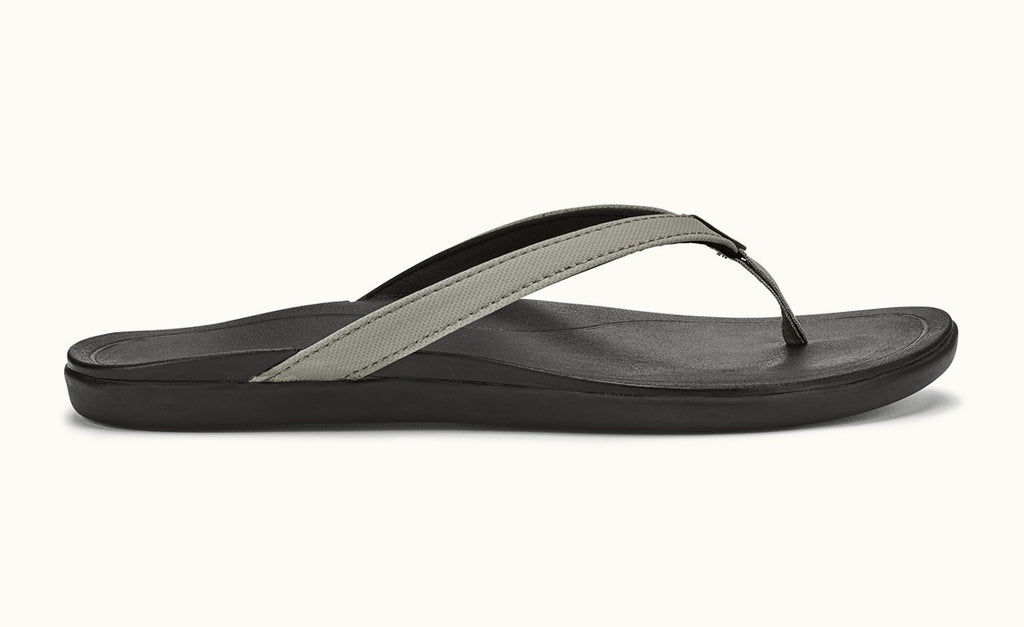 OluKai Ho'opio - Cooler Grey/Black
