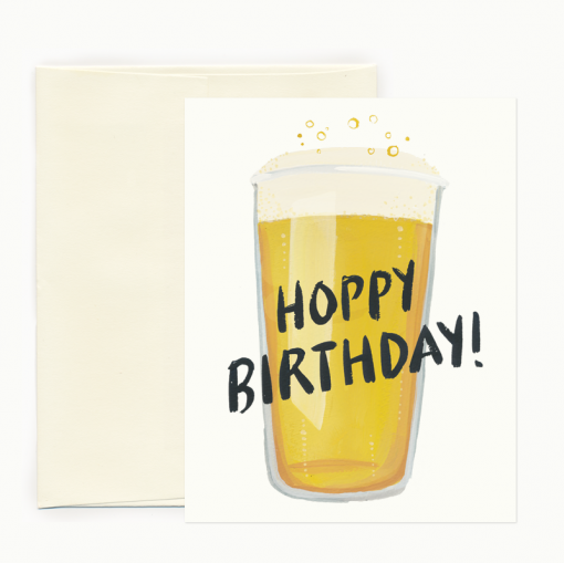 Idlewild Co Hoppy Birthday Card - Ship Chic