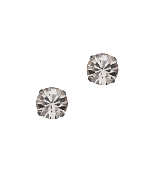 Loren Hope Kaylee Studs - Black Diamond - Ship Chic
