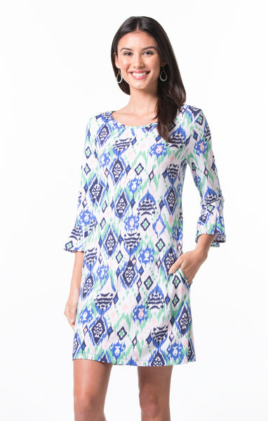 Tori Richard Slow Poke Lana Dress - Ship Chic