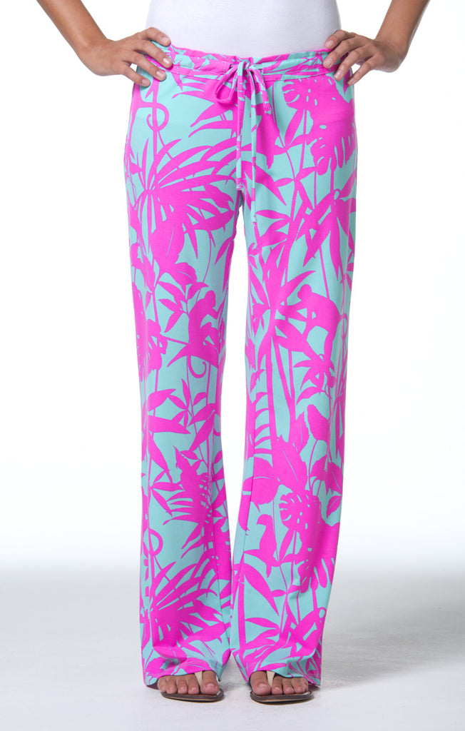 Tori Richard Cuckoo Jungle Beach Pants - Ship Chic