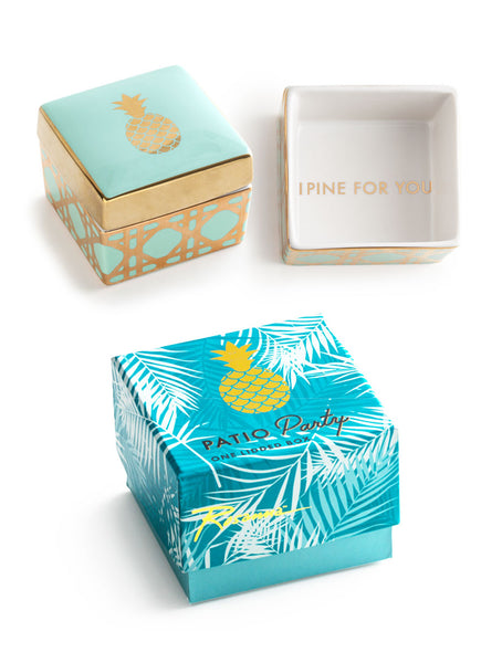 Pineapple Patio Party Box