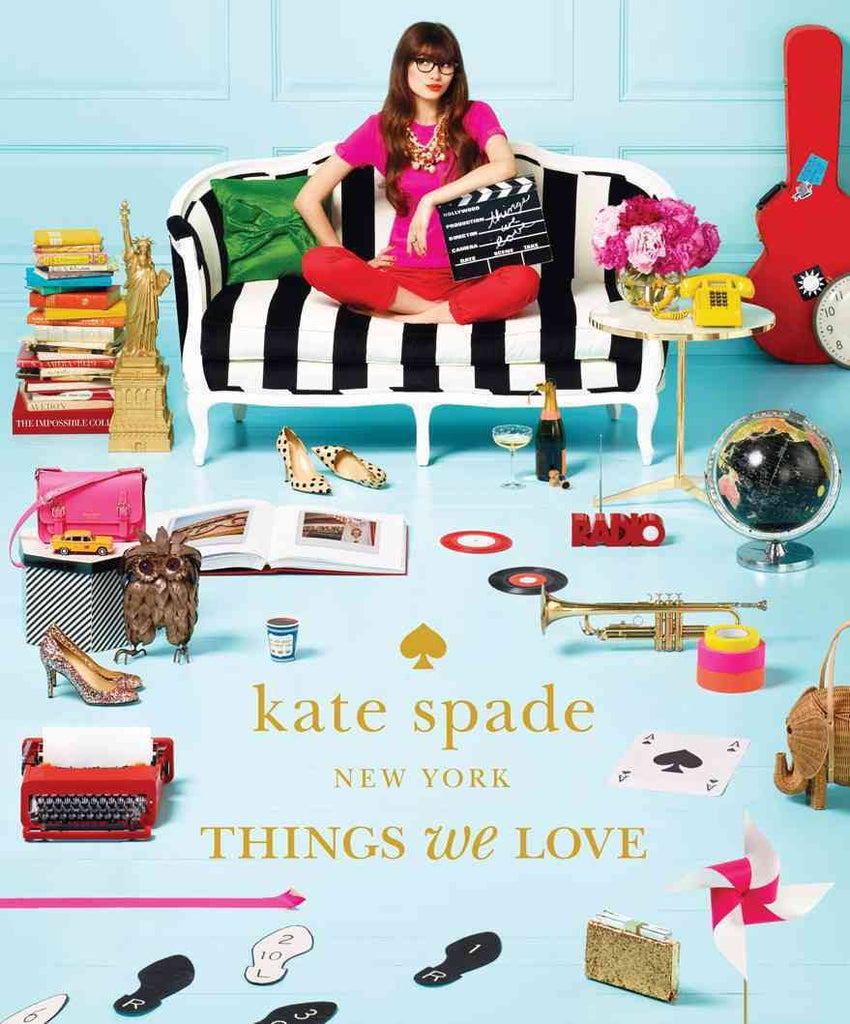 Chronicle Books Kate Spade New York: Things We Love - Ship Chic