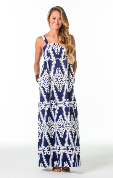Tori Richard Diamond Life Carolyn Dress - Ship Chic