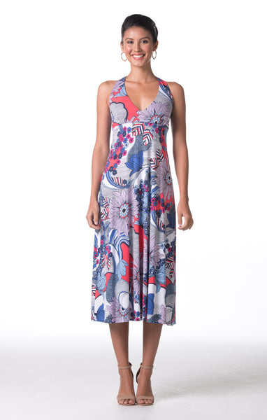 Tori Richard Crazy In Love Fiona Dress - Ship Chic