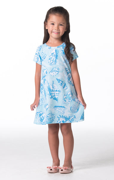 Sea of Love Aria Dress