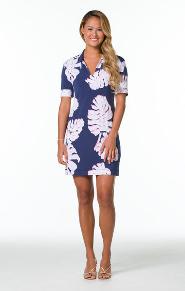 Tori Richard Leafy Jaxon Dress - Ship Chic
