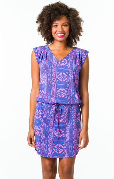 Tori Richard House of the Sun Alyssa Dress - Ship Chic
