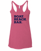 Ship Chic Boat. Beach. Bar. - Vintage Pink - Ship Chic