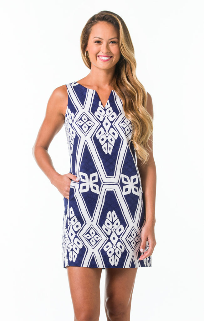 Tori Richard Diamond Life Adele Dress - Ship Chic