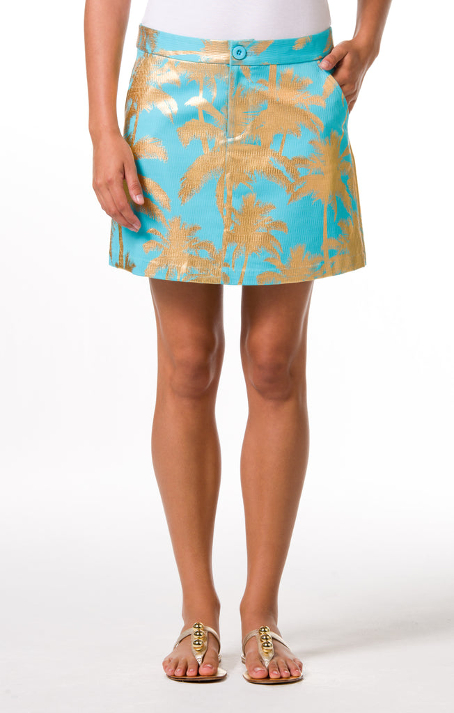 Tori Richard Royal Palm Elsa Skirt - Ship Chic