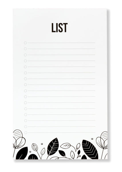 Betsywhite, LLC List: Note Pads - Ship Chic
