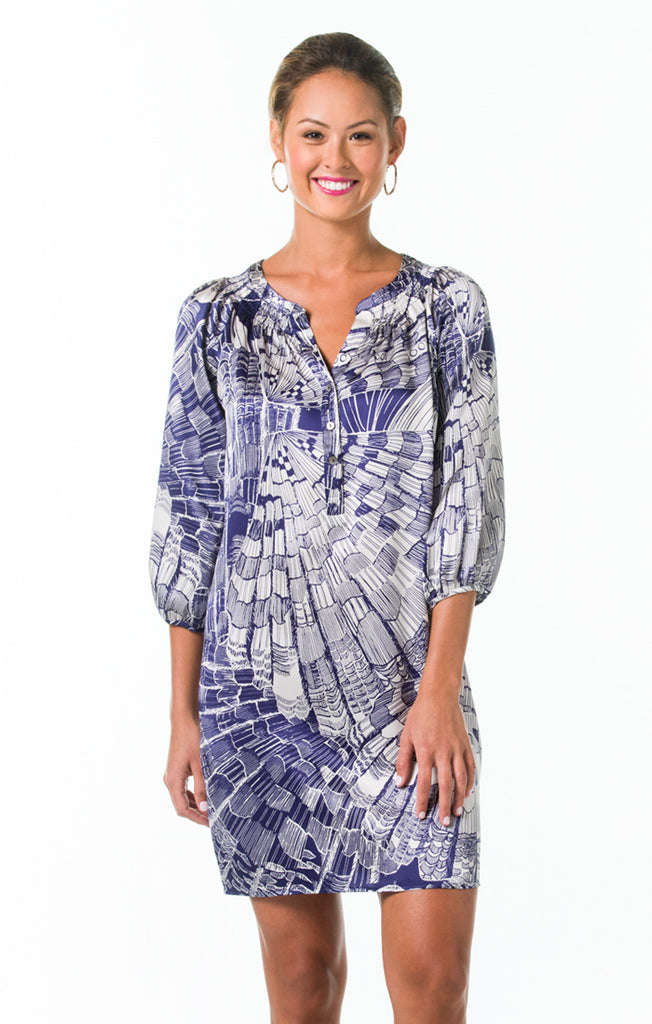 Tori Richard A Lotta Clams Beatrice Dress - Ship Chic