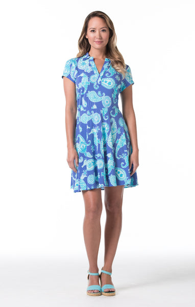 Horsing Around Beverly Dress