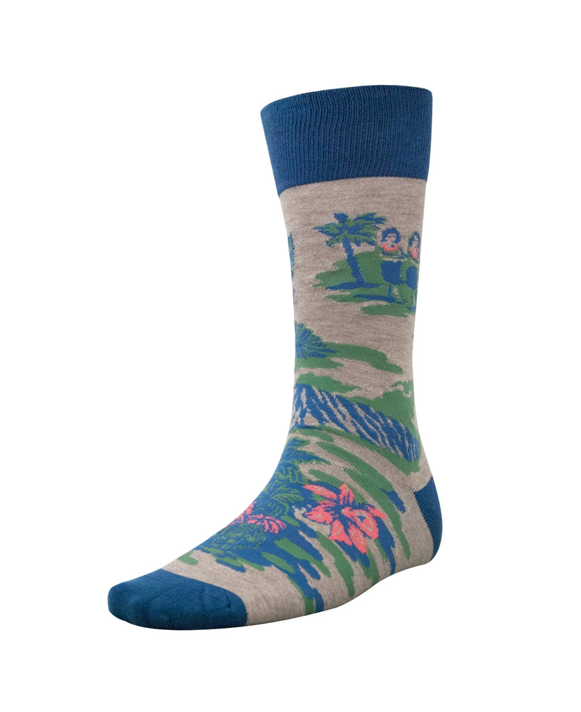 Tori Richard Archipelago Socks - Ship Chic