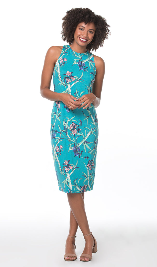 Tori Richard Spaced out Karley Dress - Ship Chic