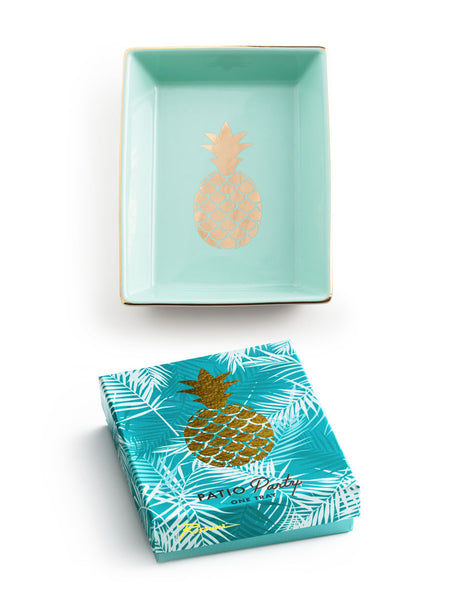Pineapple Patio Party Tray