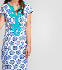 Hatley Ponte Dress - Henna Floral - Ship Chic