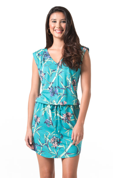 Tori Richard Spaced out Alyssa Dress - Ship Chic