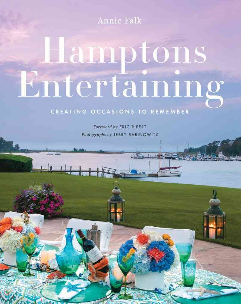 Chronicle Books Hamptons Entertaining - Ship Chic