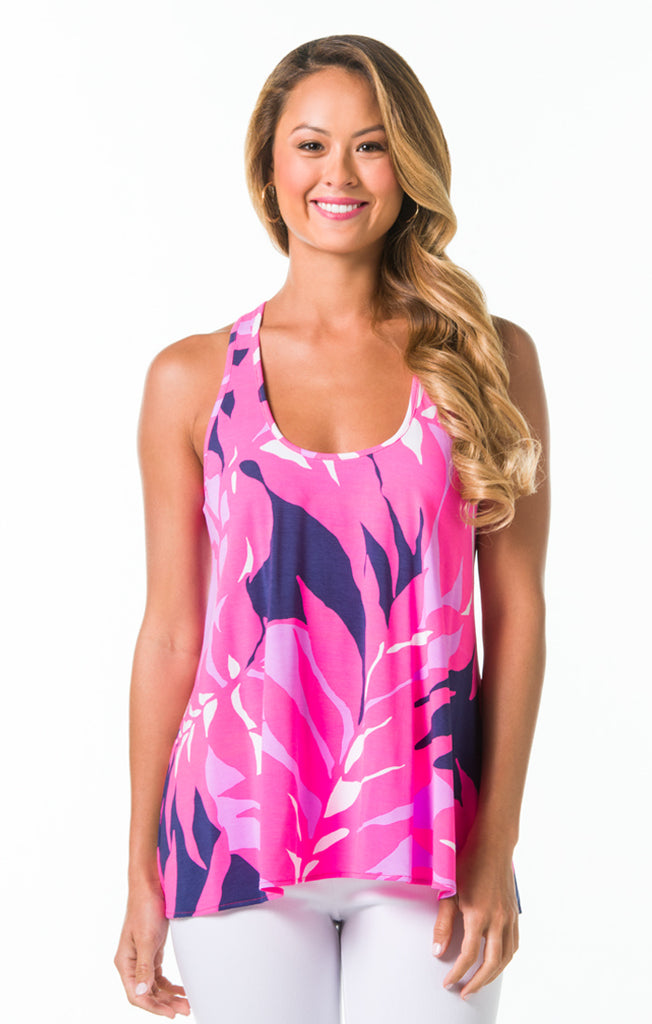Tori Richard Life's a Breeze Lilly Top - Ship Chic