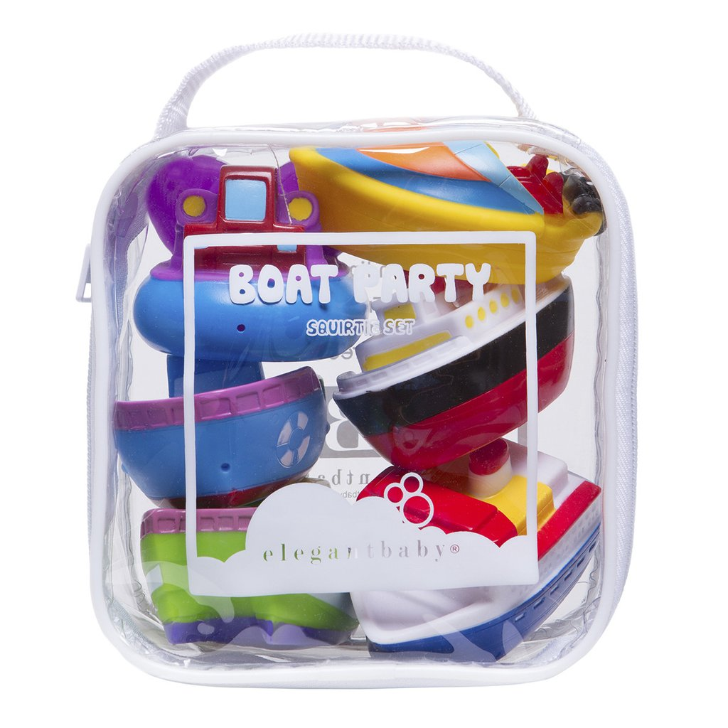 Elegant Baby Boat Party Squirties - Ship Chic