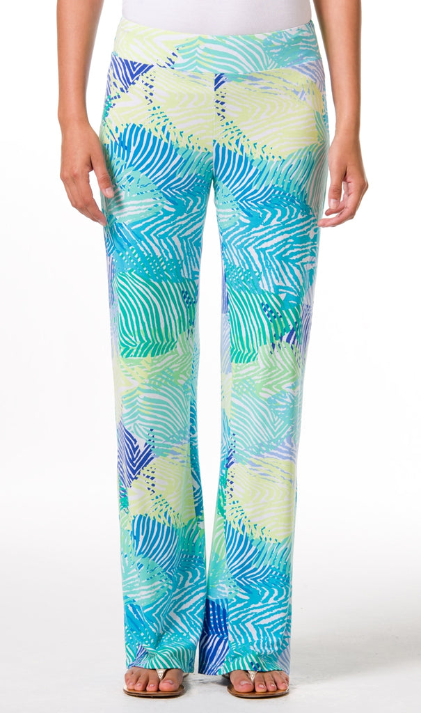 Tori Richard Something's Fishy Isabel Pant - Ship Chic