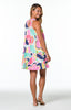 Tori Richard Abstraction Sabrina Dress - Ship Chic