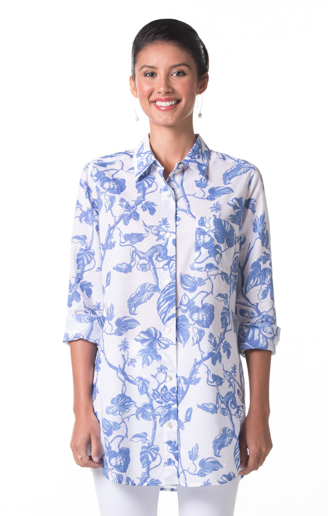 Tori Richard Jungle Love Lonnie Shirt - Ship Chic