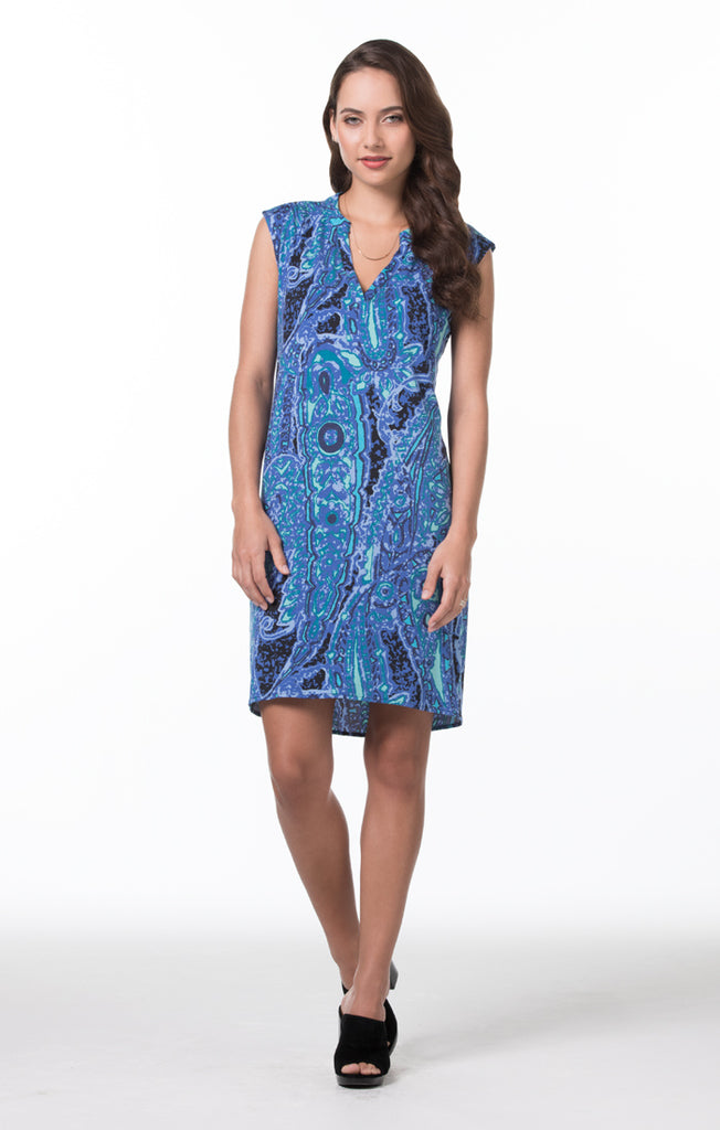 Tori Richard Around the Block Alexia Dress - Ship Chic