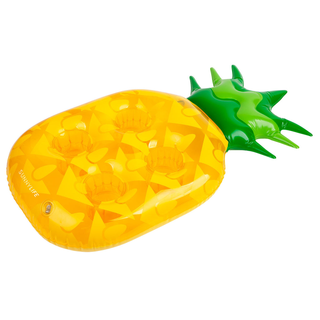 Sunnylife Inflatable Pineapple Drink Holder - Ship Chic