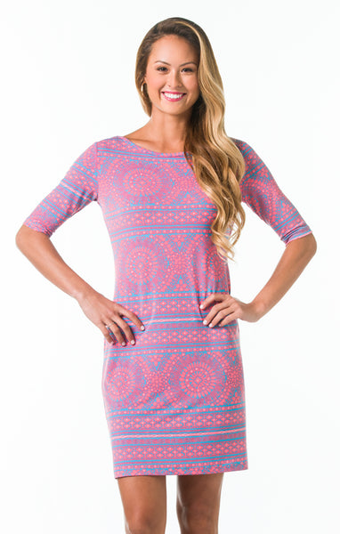 Follow the Sun Roxie Dress