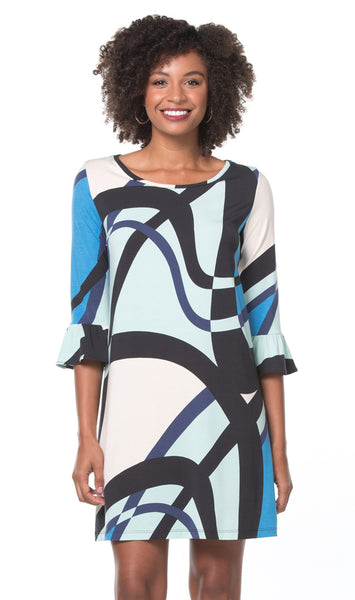 Tori Richard 2nd Time Around Linden Dress - Ship Chic