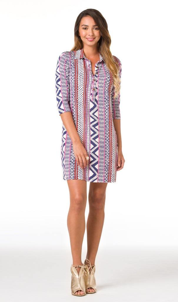 Tori Richard Tribe Vibe Evie Dress - Ship Chic