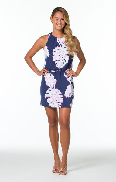 Tori Richard Leafy Fia Dress - Ship Chic